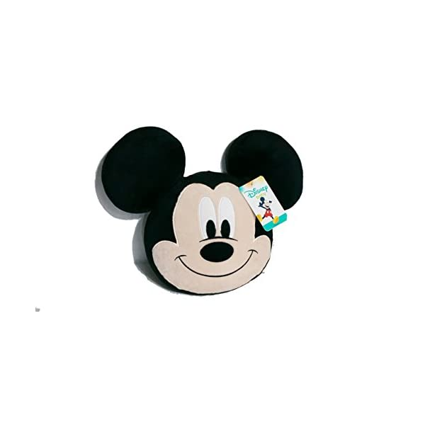 Disney Mickey Mouse – Nursery Crib or Toddler Bed Decorative Pillow