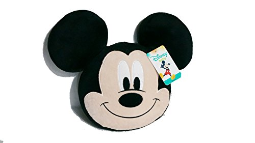 Disney Mickey Mouse - Nursery Crib or Toddler Bed Decorative Pillow by Disney