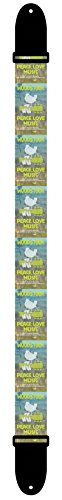 Perris Leathers LPCP-8136 Woodstock Guitar Strap, Concert