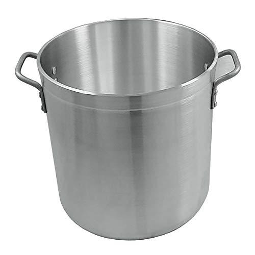 Update International  24 Qt Aluminum Stock Pot