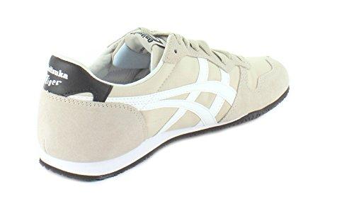 Onitsuka Tiger Hombre Serrano Sneaker Feather Grey / White