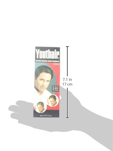 Youthair Creme Tube, 3-Ounce(Pack of 3) by Youthair (Image #7)