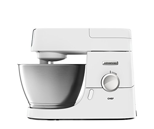 Kenwood Chef KVC3100W Stand Mixer - White