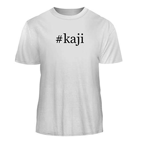 Tracy Gifts #Kaji - Hashtag Nice Men's Short Sleeve T-Shirt, White, XX-Large ()