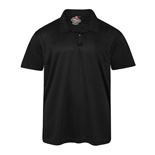 56 Allsize North di Black 4 ° Xxl Poloshirt Functional gqCSRqExw