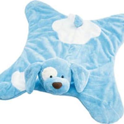 Baby GUND Spunky Comfy Cozy Stuffed Animal Plush Blanket