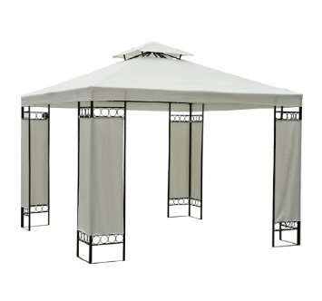 OUTSUNNY 3m X Replacement Gazebo Canopy Roof Top Cover Spare Part New