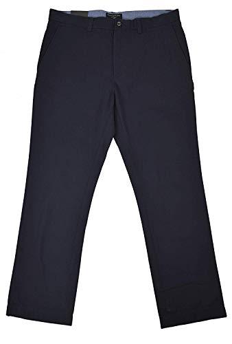 - Banana Republic Mens Aiden-Fit Navy Blue Chino (32x30)