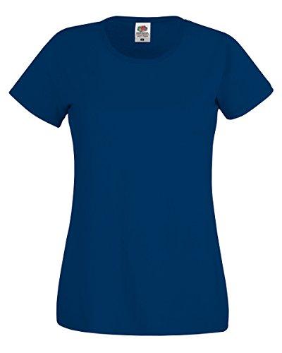 T scuro shirt Absab Blu Ltd Donna UYrvYwqa