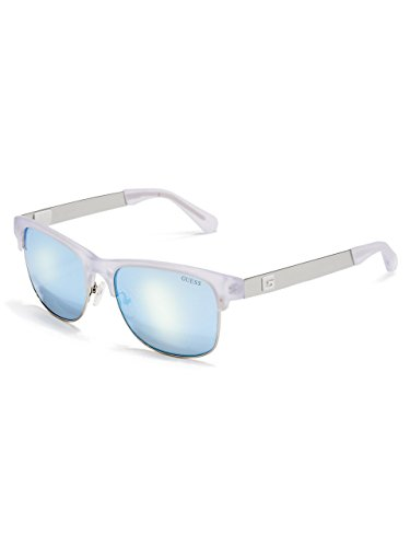 Other 24x Guess C56 GU6859 Blu Mirror White qPEx7Ix4w