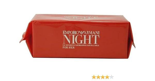 1 Spray Night WomenEau Parfum De Emporio Armani For 7 Ounces By Giorgio rodCxBeWQ