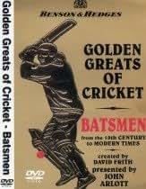 Golden Greats of Cricket - Batsmen