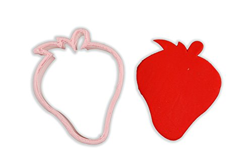 strawberry cookie cutter - 7