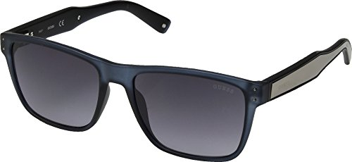 GUESS Factory Men's Metal Arm Square - Case Guess Sunglass