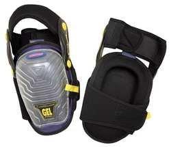 Knee Pads, Hinged, Gel, EVA Foam, Univ, PR (Pads Westward Knee)