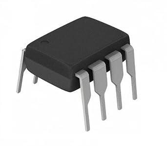 5 x CA3140E CA3140 3140 4,5 MHz BIMOS OP-AMP IC MOSFET