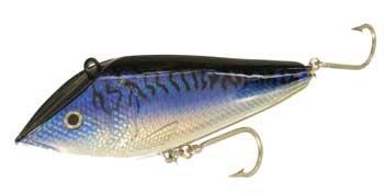 Braid Marauder Trolling Lure - 8.5'' - 10oz. - Blue Mackerel