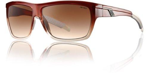 Smith Mastermind Sunglasses - Polarized Copper Fade/Copper Gradient, One - Mastermind Sunglasses