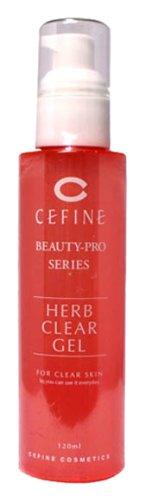 CEFINE Beauty Pro Herb Clear Gel 120ml / Peeling Gel by Beauty Professional