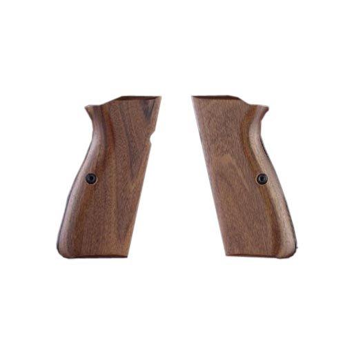 Hogue 09310 Wood Grips PAU Ferro, Browning High Power