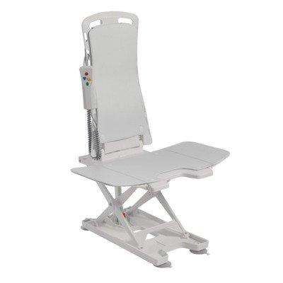 477200252 - Bellavita Auto Bath Tub Chair Seat Lift, White