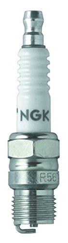 Set (8pcs) NGK Racing Spark Plugs Stock 2817 Nickel Core Tip Standard 0.028in R5673-7