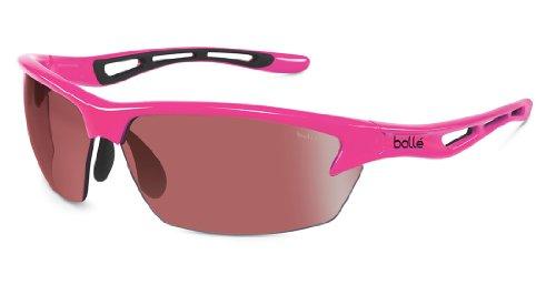 Bollé Bolt Lunettes de soleil homme Neo Pink/Photo Rose Gun