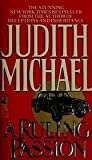 A Ruling Passion, Judith Michael, 0671701258