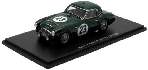 1/43 オースチン・ヒーレー3000 1960年ル・マン24時間 #23 ドライバー:J.Sears/P.Riley S0806