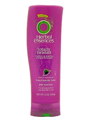 Herbal Essences Totally Twisted Conditioner, Curls and Waves