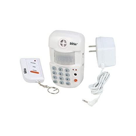 Amazon.com: Detector de movimiento Alarma Set: Home Improvement