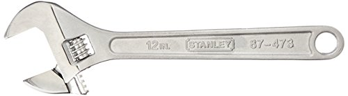 Stanley 87 473 12 Inch Adjustable Wrench