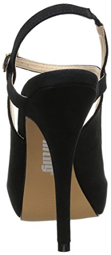 Sandales Negro MTNG Gijon 52090 Noir Femme BCvv65qwx