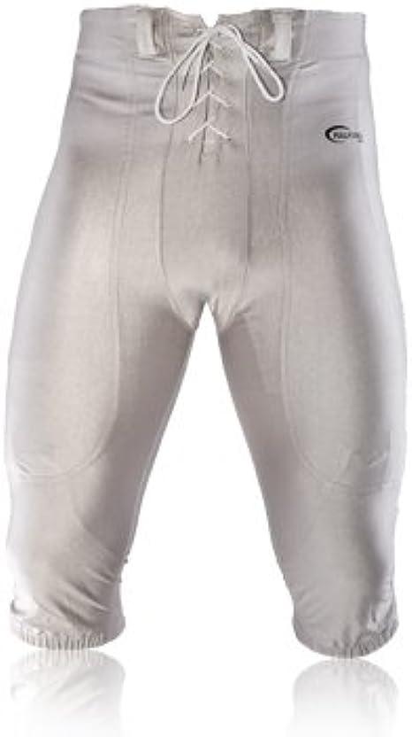 Full Force Gamehose Pro Cut Pantalones De Futbol Americano Para Nino Color Gris Talla 4xl Amazon Es Ropa Y Accesorios