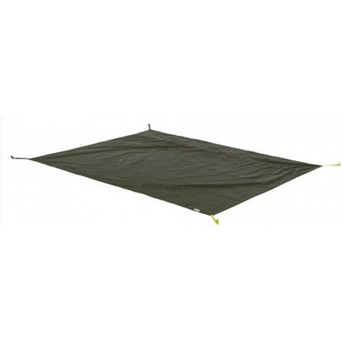 Big Agnes Rattlesnake SL 4 Person Footprint (Green) by Big Agnes