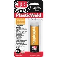 J-B Weld: 2Oz Kwikplastic Epoxy 8237 -2Pk
