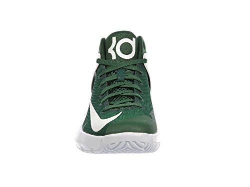 d74a682de809 Nike Men s KD Trey 5 IV Gorge Green White Synthetic Running Shoes 10 ...