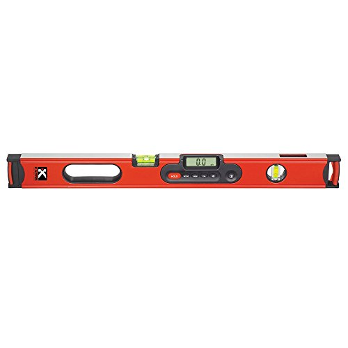 Kapro 985D-24B Digiman Magnetic Digital Level with Plumb Site and Carrying Case, 24-Inch by Kapro