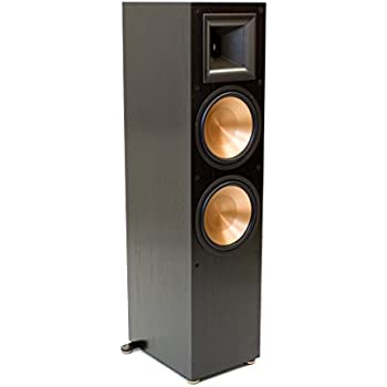 klipsch rf 82 ii floorstanding speaker black. Black Bedroom Furniture Sets. Home Design Ideas