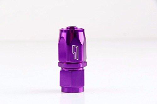 ColorFittings PURPLE -8AN / 8AN Fitting