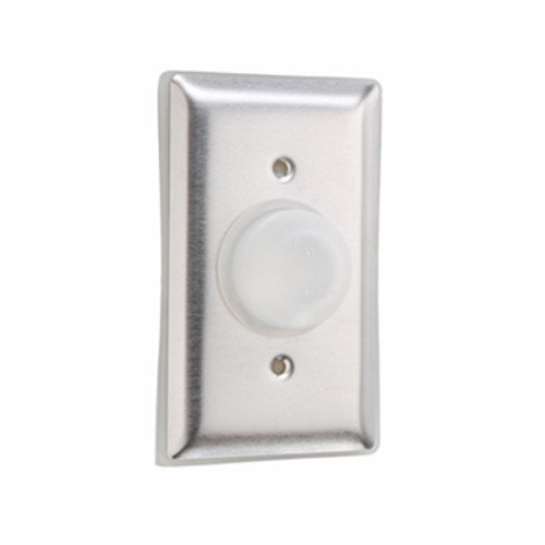 Legrand-Pass & Seymour 4515 Wall Plate Single Bubble Cover for Toggle Switchs
