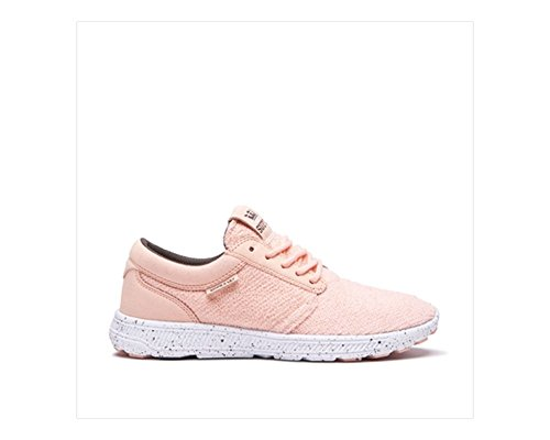 Supra Women's Hammer Run Tropical Peach/Charcoal 8 B US