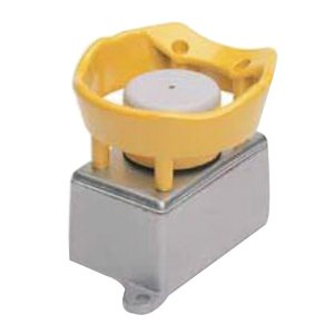 Omron 445250040 Electrical Box, For Use With TouchStart Palm Button by Omron