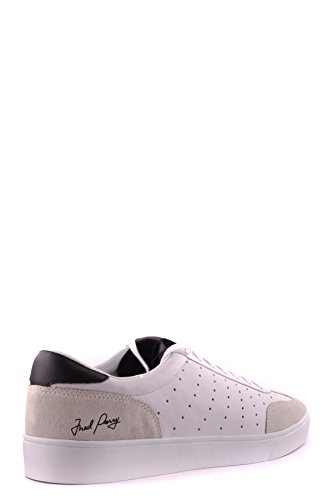 FRED PERRY HOMME MCBI128016O BLANC SUÈDE BASKETS