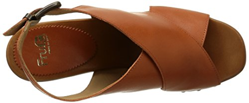 Arancio Fruit Cuoio Orange The tuscano Mules Company tuscano Women's 3005 47dxPw0S