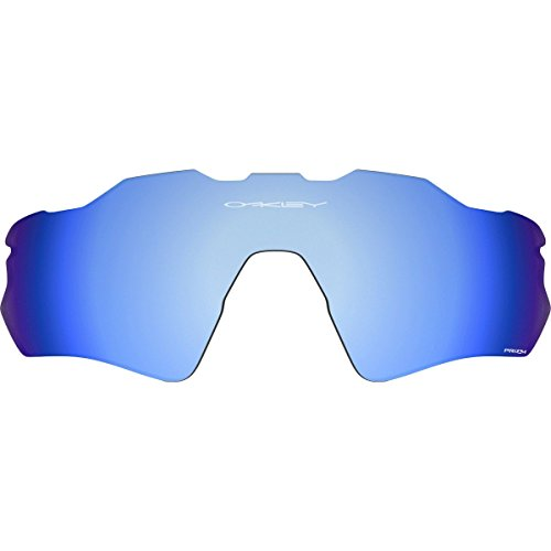 Oakley Radar EV Path Adult Replacement Lens Sunglass Accessories - Prizm Deep Water Polarized / One - Path Prizm Radarlock