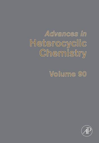 Advances in Heterocyclic Chemistry, Volume 90