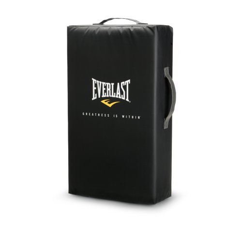 Everlast Strike Shield Black - Kicking Target