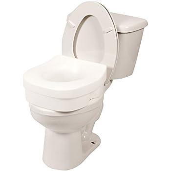 Amazon Com Pcp 5 Quot Toilet Seat Riser With Discreet