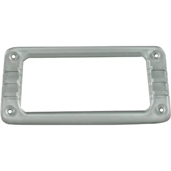 Pickup mounting ring, Gretsch Filtertron, Silver